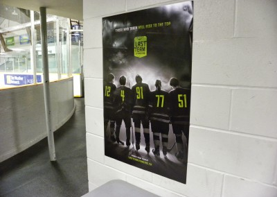 Bill Hunter Arena NIKE 2013 Posters (1)
