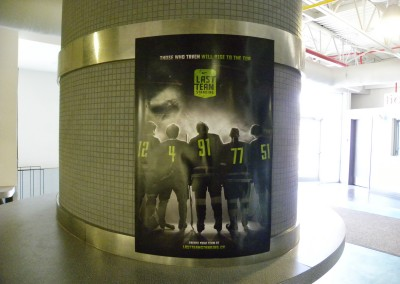 Bill Hunter Arena NIKE 2013 Posters (2)
