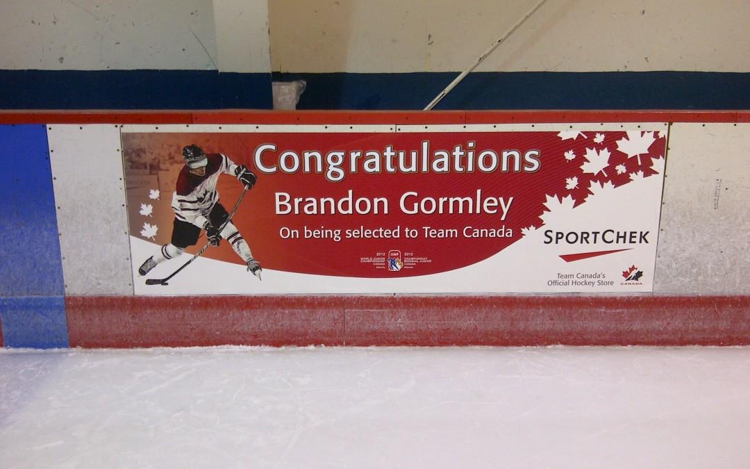Sport Chek Congratulations Team Canada