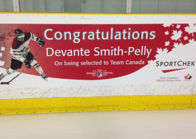 Devante Smith-Pelly - Westwood Arena