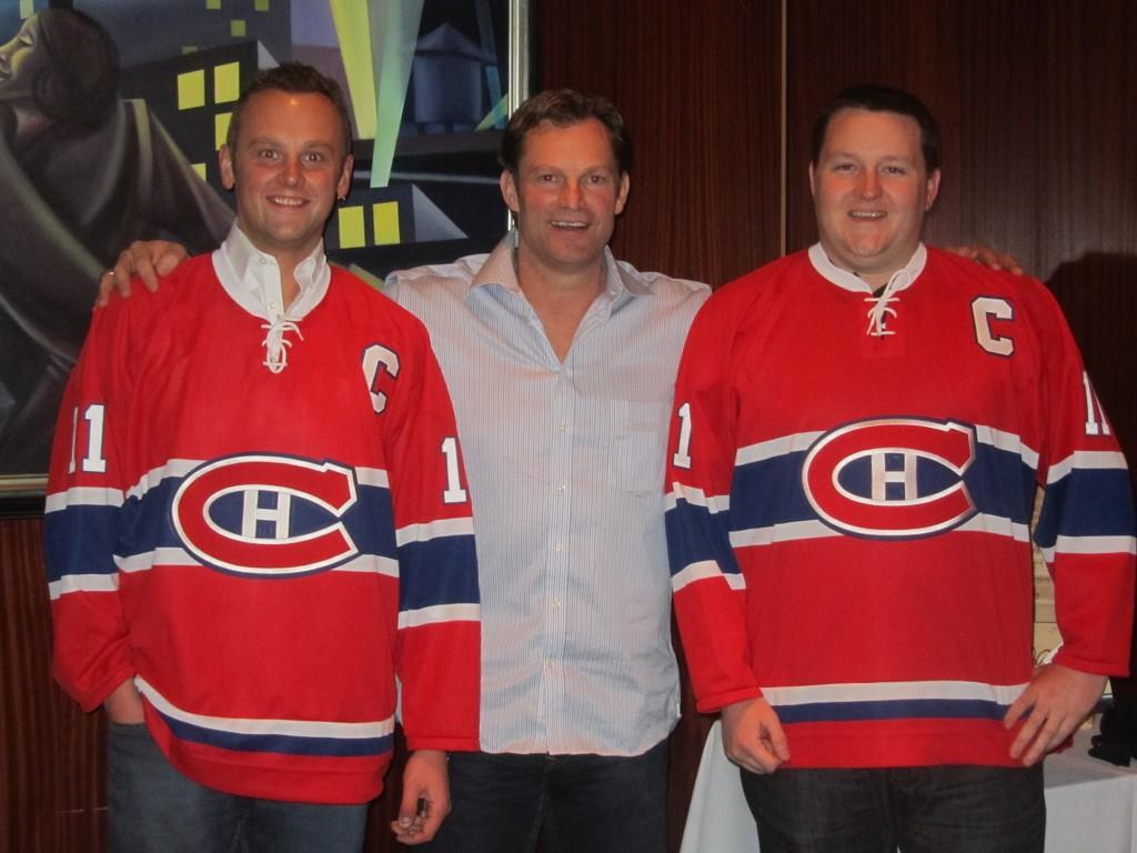 Irwin Tools</br> Kirk Muller Hockey Experience