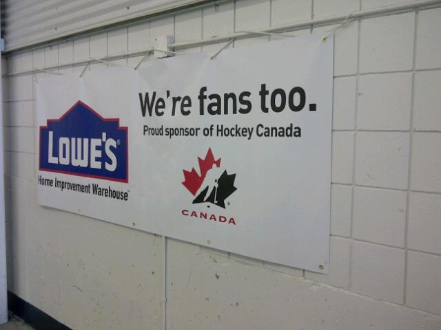 The Community Hockey Arena: A Marketer's Dream