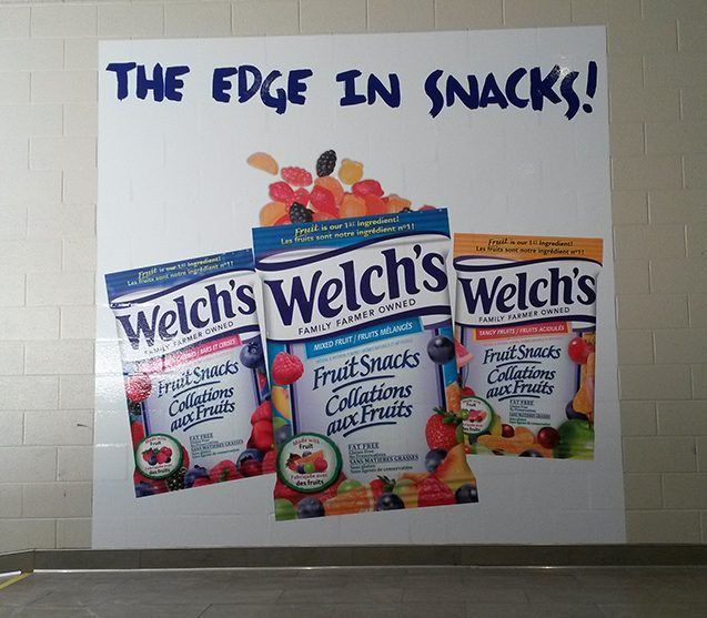 Welch's</br> The Edge in Snacks