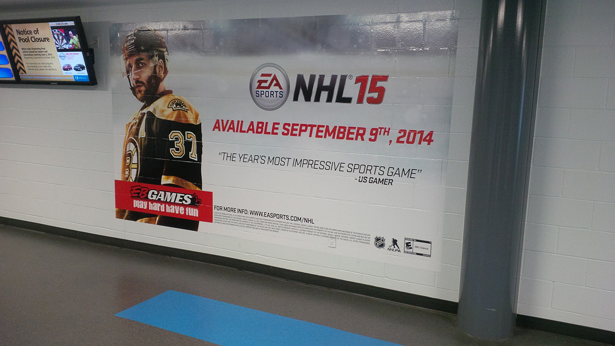 EA Sports NHL Game Launch