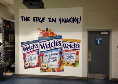 Welch's Wall Graphic