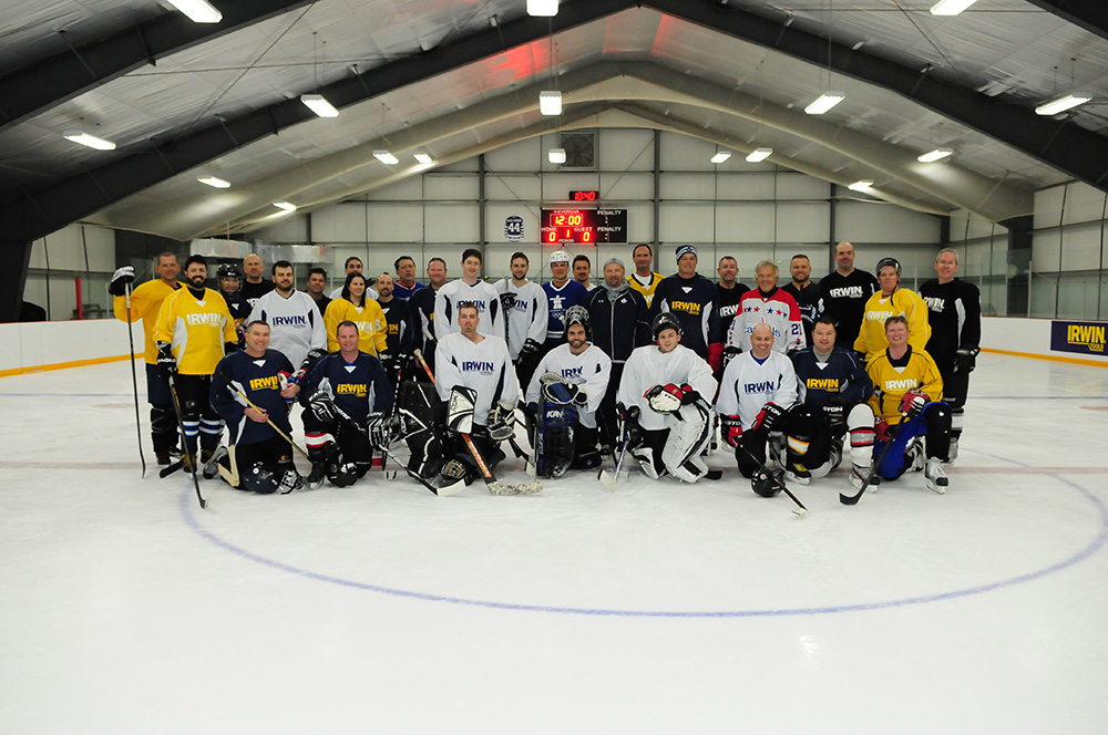 Irwin Tools</br> Ultimate Hockey Experience