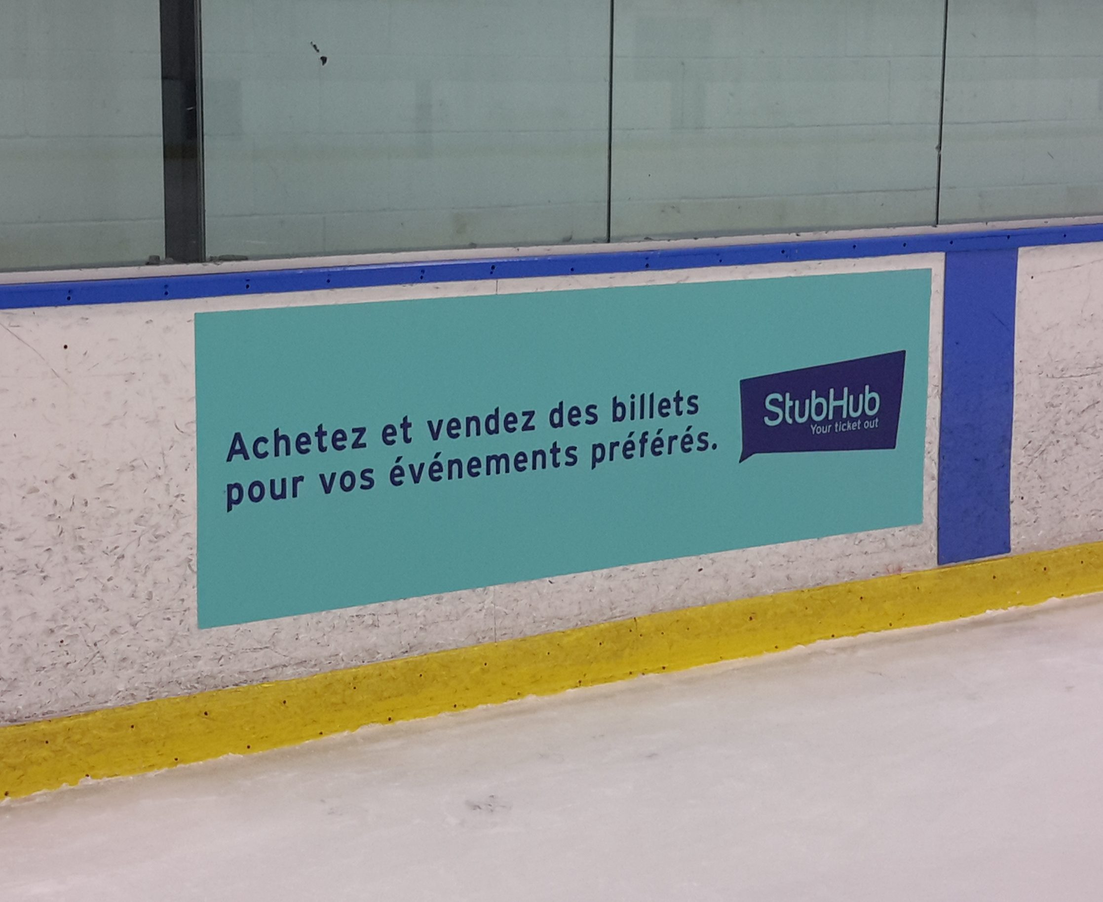 StubHub </br> French Website Launch