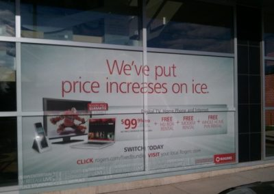 Price Increases On Ice - Rogers