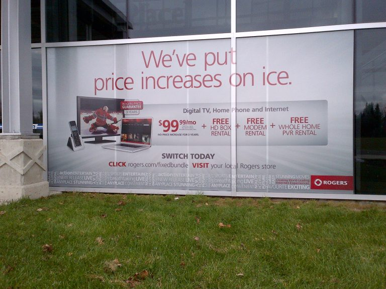 Rogers</br> Put Price Increases on Ice