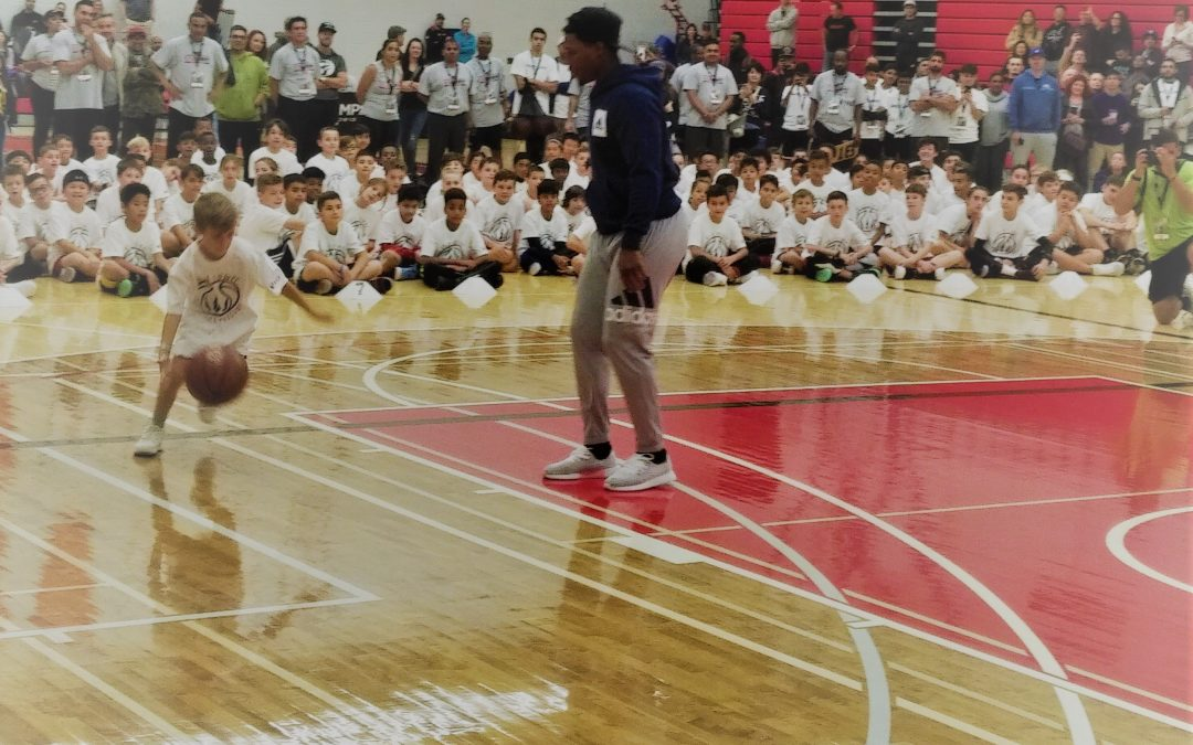 Starting From the Bottom:  How Sponsorship Can Foster Grassroots Basketball