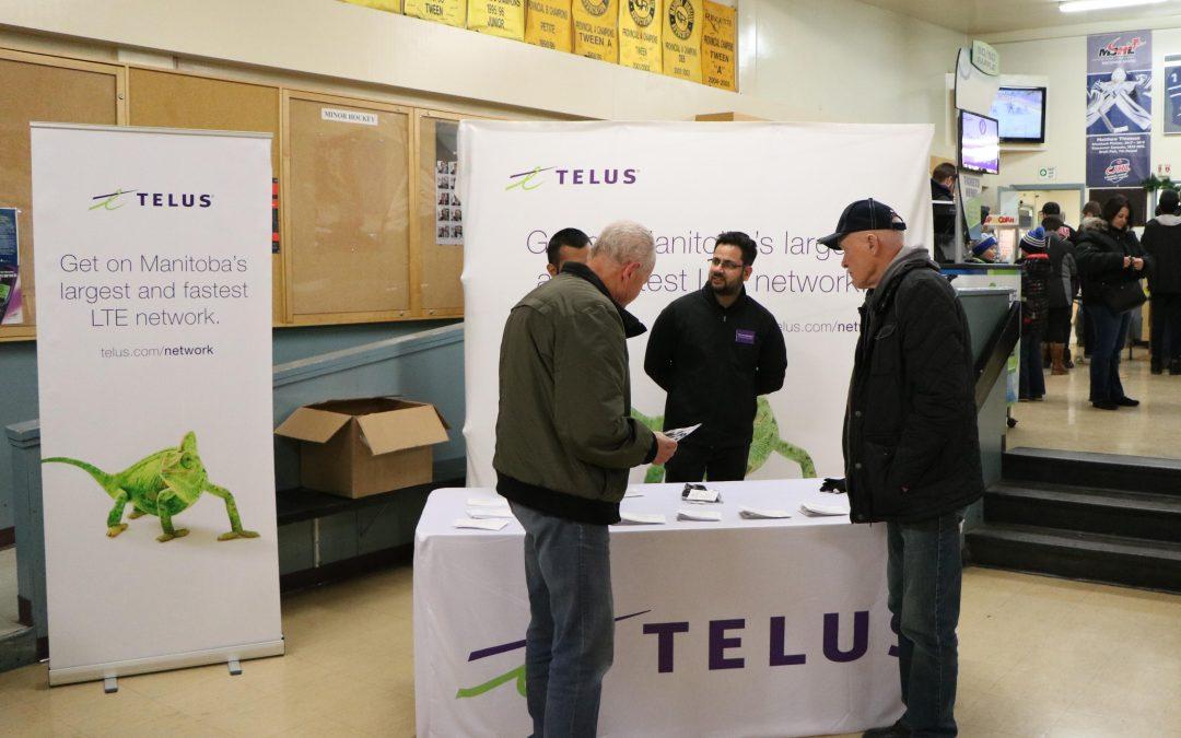 Telus MJHL Partnership